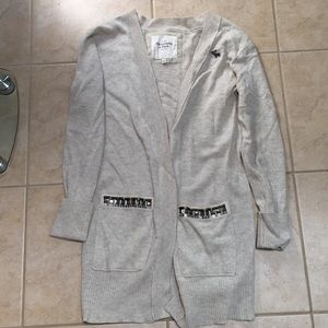2 Abercrombie & Fitch Cardigans